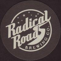 Pivní tácek radical-road-1
