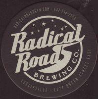 Pivní tácek radical-road-1-zadek