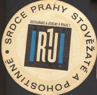 Pivní tácek raj-praha-1