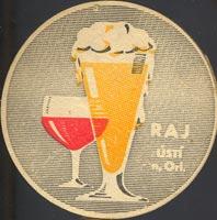 Beer coaster raj-svityvy-usti-orlici-1-zadek
