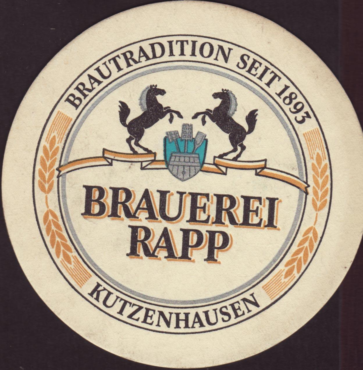brauerei rapp kutzenhausen