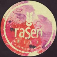 Beer coaster rasen-1