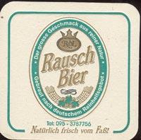 Pivní tácek rausch-1