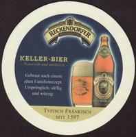 Beer coaster reckendorf-schlossbrauerei-2-small