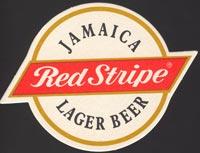 Pivní tácek red-stripe-1