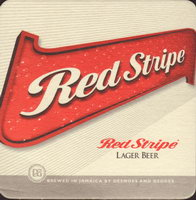 Beer coaster red-stripe-16-small