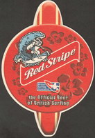 Beer coaster red-stripe-17-small