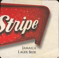 Pivní tácek red-stripe-2