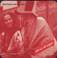 Pivní tácek red-stripe-21-zadek-small