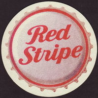 Beer coaster red-stripe-23-small