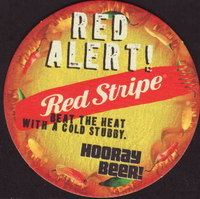 Beer coaster red-stripe-24-small