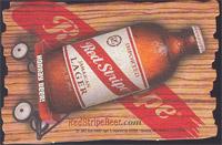 Pivní tácek red-stripe-6