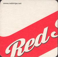 Pivní tácek red-stripe-9