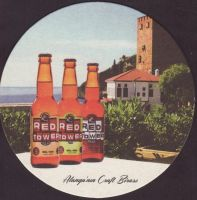 Beer coaster red-tower-4-zadek-small