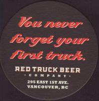 Beer coaster red-truck-1-zadek-small
