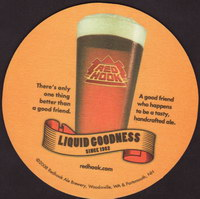 Beer coaster redhook-5-small
