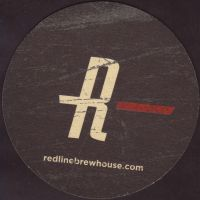 Beer coaster redline-brewhouse-2