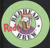 Beer coaster reds-1