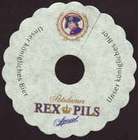 Beer coaster rex-pils-12-small