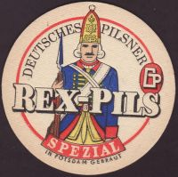 Beer coaster rex-pils-18-small