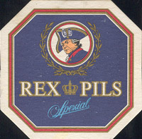 Beer coaster rex-pils-3