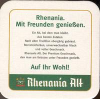 Pivní tácek rhenania-1-zadek