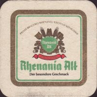 Beer coaster rhenania-13-small