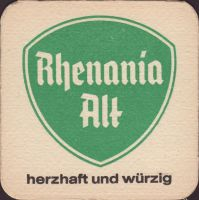 Beer coaster rhenania-14-oboje-small