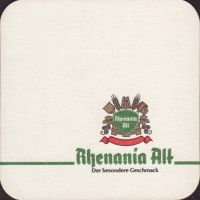 Beer coaster rhenania-15-small
