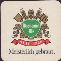 Beer coaster rhenania-16-small