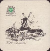 Beer coaster rhenania-16-zadek-small