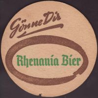 Beer coaster rhenania-18-small