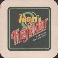 Beer coaster rhenania-19-small
