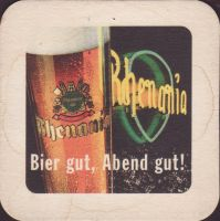 Beer coaster rhenania-19-zadek-small