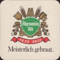 Beer coaster rhenania-2-small