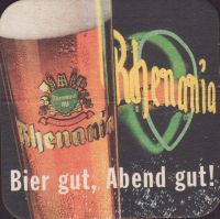 Beer coaster rhenania-20-small