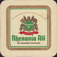 Beer coaster rhenania-3-small