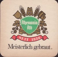 Beer coaster rhenania-5-small