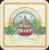 Pivní tácek rhonbrauerei-dittmar-2-small