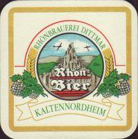 Pivní tácek rhonbrauerei-dittmar-3-small