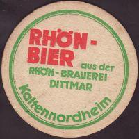 Pivní tácek rhonbrauerei-dittmar-4-small