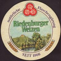 Beer coaster riedenburger-brauhaus-2-small