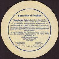 Beer coaster riedenburger-brauhaus-2-zadek-small