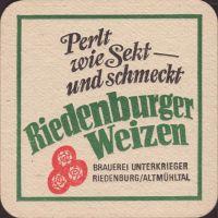 Beer coaster riedenburger-brauhaus-3-small