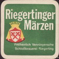 Pivní tácek riegertinger-schlossbrau-1-zadek-small