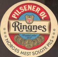 Pivní tácek ringnes-1