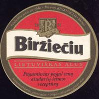 Pivní tácek rinkuskiai-1