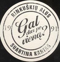 Pivní tácek rinkuskiai-2-zadek