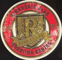 Pivní tácek rinkuskiai-2