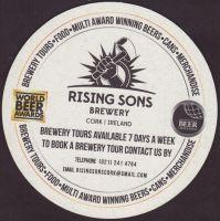 Pivní tácek rising-sons-1-zadek-small